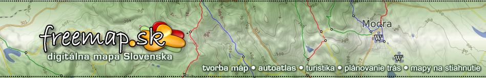 projekt Mapa Obce