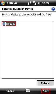 Nájdený GPS prijímač