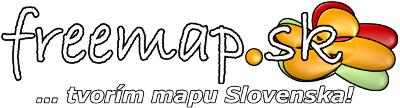 freemap.sk - tvorím mapu Slovenska